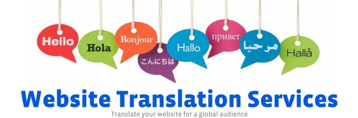 Dịch thuật website chuyên nghiệp uy tín