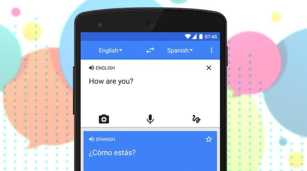 Dịch thuật chuyển hóa ngôn ngữ trên điện thoại - hướng dẫn sd
