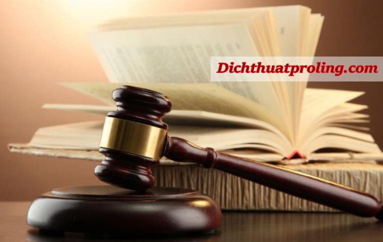 Hoạt động công chứng dịch - lấy dấu tư pháp khác với công chứng tài liệu như thế nào?