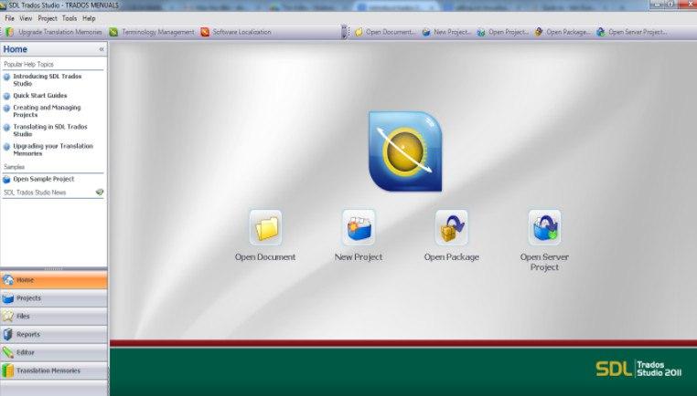 Dịch thuật bằng phần mềm Trados về lâu dài giúp người dịch tiết kiệm chi phí, thời gian, công sức