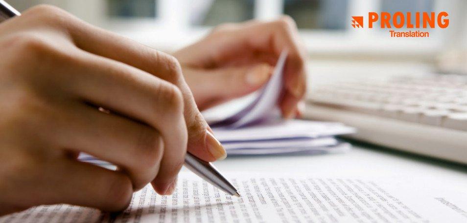Những vấn đề bạn cần biết về dịch thuật tài liệu chuyên nghiệp