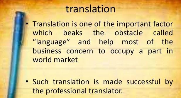 Dịch thuật và học thuật khác xa nhau trong thực tế