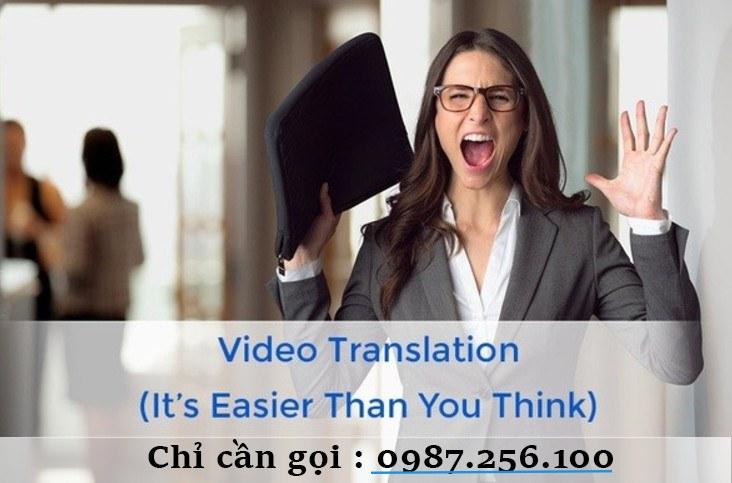 Dịch thuật và phiên dịch hỗ trợ mọi thời gian - liên hệ 0987256100