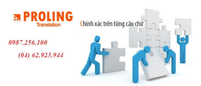 Dịch thuật và công chứng tài liệu văn bản - dịch thuật chuyển ngữ tài liệu ở Hà Nội