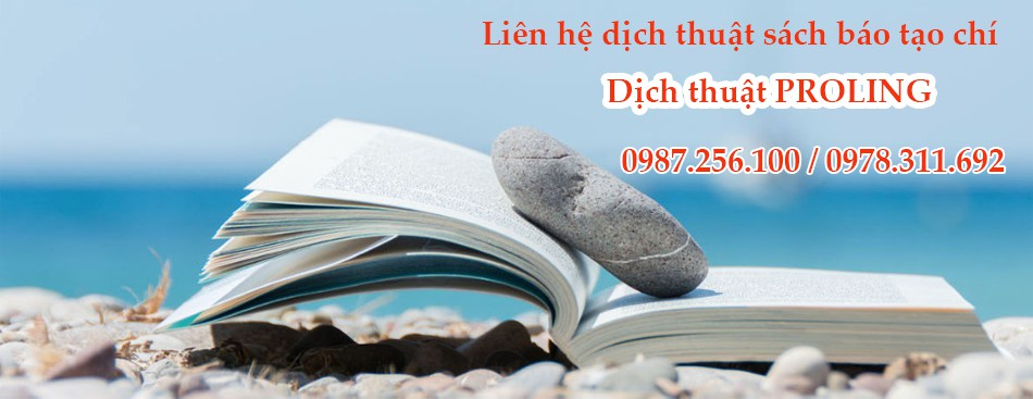 Dịch thuật chuyển ngữ văn bản sang tiếng Việt nhanh chóng - chính xác