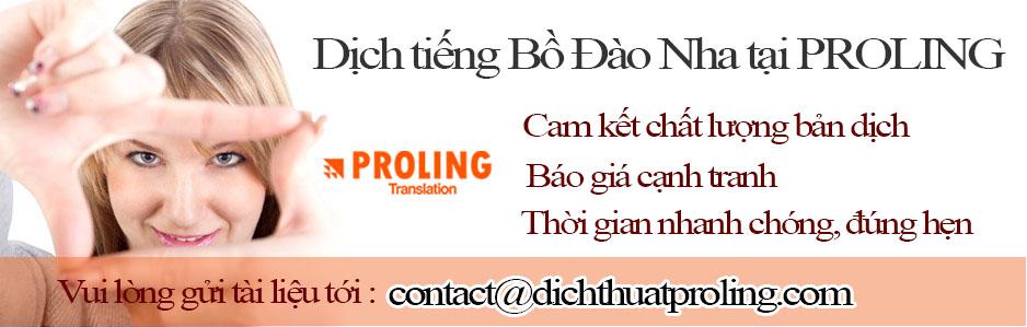 Dịch vụ dịch thuật số 1 tại thị trường Việt Nam được cung cấp bởi ProlingTrans