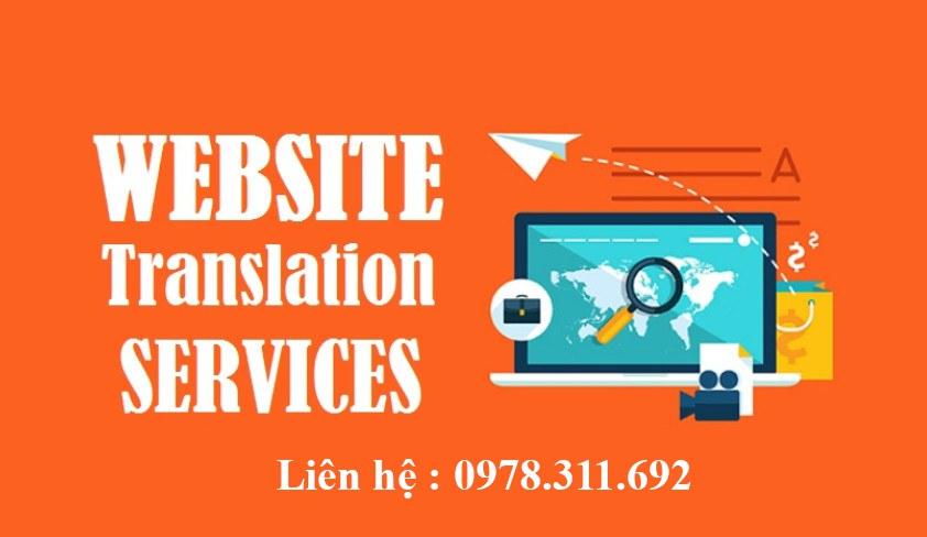 Công ty chuyên dịch thuật chuyển ngữ website tiếng Ả rập sang tiếng Việt