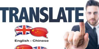 Công ty chuyên dịch tiếng Trung Quốc