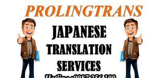Công ty dịch thuật đa ngôn ngữ tiếng Nhật sang tiếng Pháp
