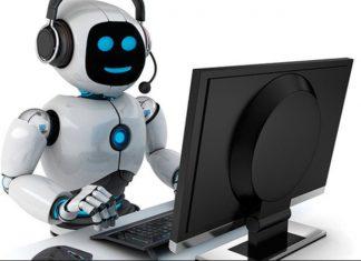 đào tạo ngoại ngữ robots